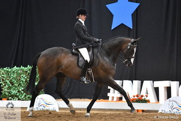 What a year for Victorian rider, Rebecca Farrow. The 2018 Garryowen winner today took out the National Senior Rider Over 21 Championship.