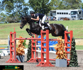 Day three of the Summer Show Jumping Classic saw Yalambi's Fair Diamond VDL win the second qualifying  round of the Futuriy Series with Tom McDermott in the saddle.