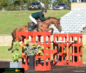 Day four of the Sydney Summer Show Jumping Classic consisted of the second qualifying round of the Mini Prix which saw Chris Chugg and KG Queenie jump a clear round with a time of 66.95.