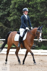 Alex Benson rode Rubi Tuesday in the Participation Preliminary 1.2. These classes are for Non-Competitive EA members and they do not count for grading points.