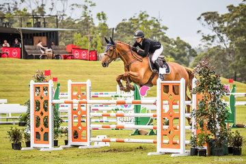 Katie Laurie and 'Esteban MVNZ' place 5th in a time of 67.31 sec