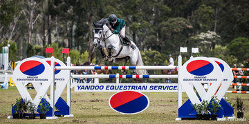 Chris Chugg and 'Cera Cassiago' place fourth in the Grand Prix Final