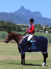 PCANSW State Show Riding Championships  17 and under 26 years Champion was Charlee Anthony from Zone 15