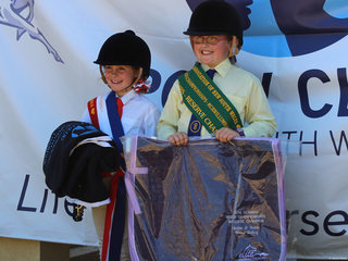 PCANSW State Show Riding Championships  under 9 years Champions