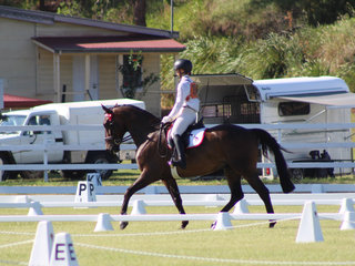 Nicola Gee from  Murwillumbah in Zone 15 placed 2nd in the 1:3