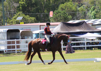 17and uner 26 PCANSW state Champion was Jana Stadelmann from Qld