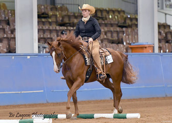 SARA AGNEW ON GENETICALLY AWESOME, COMPETING IN TH4E AMATEUR RANCH RIDING