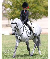 Sienna Jessop was Reserve Champion Rider 6 & under 9 years.