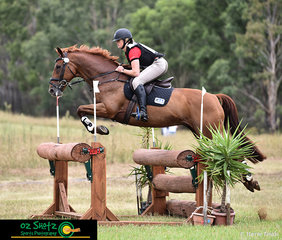 Moving up ten places from their dressage score Hazel Shannon and Willinga Park Clifford had clear cross country and show jumping round to take out second place in the CCN4 Star class held at the Sydney International Equestrian Centre.