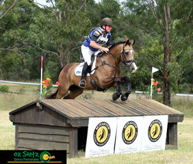 First out in the CCN3 Star cross country was Heath Ryan and Bronze Boy R at the Sydney Eventing Summer Classic held at the Sydney International Equestrian Centre.