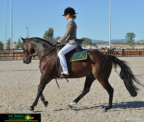 In their first phase of the ABBEY Open Challenge, Charlotte Ramsden and Lawrenvale Decoy graced the Hack Pattern arena.