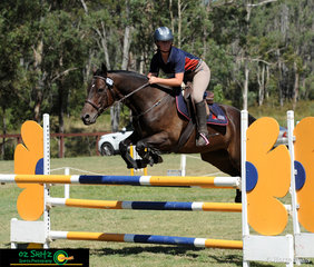 On the final day of the NSW Interschool State Championships, Bella Kate Griffin had a good day taking out the win in both the Secondary 90cm and 1m two phase classes on Sir King Charles..