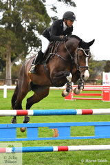 Bronwyn Shortt from NSW had a successful trip to the 2019 edition of PSI Dressage and Jumping With The Stars. She rode her 'Desert Sabds Isle of DBling' by Somerset Dsile to claim the Champion Led Rising Star Award, was third in the Four Year old Young Dressage Horse Championship and jumped well to take sixth place in the Four Year Old Jumper Championship.