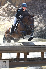 Charlotte Flood and 'Collude With Me' made up one of 740 combinations to compete at the 2019 Wandin Australian Eventing Championships. They took fourth place in the the Genesis Motors Izuzu UTE CCI2 Division 2.