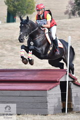 """""""An ounce of experience is worth a tonne of courage"""" and Delwyn Ogilvy has plenty of both. The experienced and successful eventing rider rode , 'Precious Dreams' to win the International Animal Health CCI3*."""