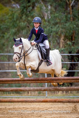 Sienna Holdsworth-Rose and her pony Calypso  Also crowned Champion Pony rider 16yrs and under