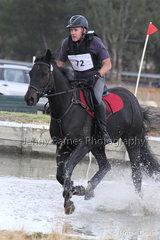 J Andrews riding SG Ralphiel