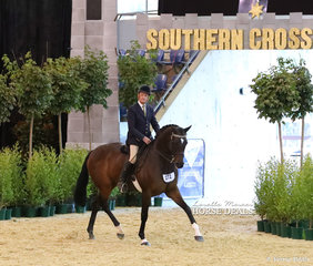 """""""Heartbreaker"""" and Stephen Gladstone working out in The PREMIUM AIR CONDITIONING Owner/Rider Large Open Hack event."""
