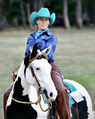 JUSTA PROMISE RIDDEN BY JANELLE THOMAS