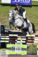 Jess Somerfield rode Lakeview Albion to win the Performance Saddlefits CCI3*-L with a score of 38.50.