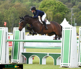Sally Simmonds continued her great success from the first week of competition, taking the win in the first Qualifier of the Junior Tour with Oaks Chiefly