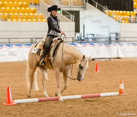 All Age Western Riding, CP Love Me Tender, Tiffany Walter