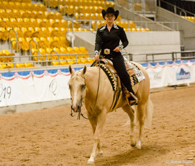 All Age Youth Western Riding, CP Love Me Tender, Sharnte Wilson
