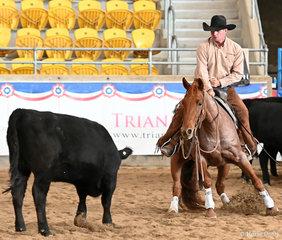 Open, Triple Six, Jones Family, Rider – Dean Holden
