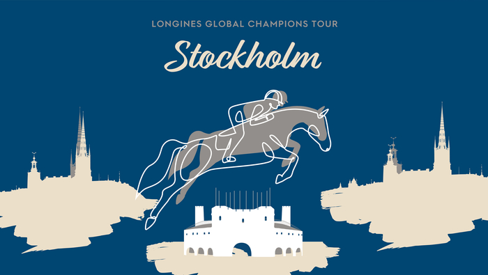 Image: The official poster for LGCT Stockholm