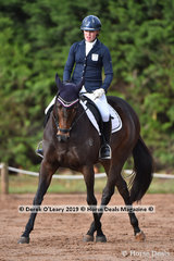 Princess Keikilani in the CCI2*-SA Dressage phase ridden by Haylea Wright