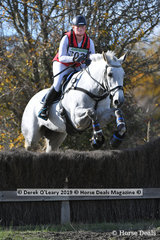 """Chloe Brooks placed 4th in the EvA 80 Section B riding """"Snowy River"""" with a final score of 29.2"""