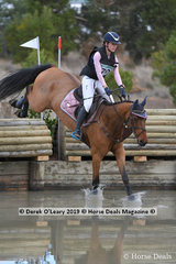 "Ella Smith and ""Jaybee Altimate"" in the Interschools CCN2*-S"
