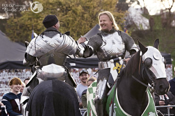 Sir Cliff Marisma, Australia & Sir Per Estein Prois-Rohjell, Norway