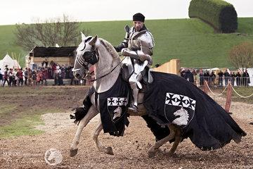 Sir Cliff Marisma, Australia riding Paco.