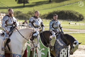 Sir Andrei Kamin of Russia, (L) Sir Per Estein Prois-Rohjell, Norway (M), Sir Marc Hamel, Canada (R)