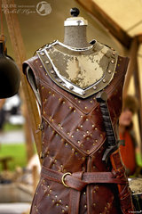 Armour from the North, inspired from Game of Thrones.  Made by talented Sam of Lord Bloomfield.