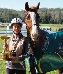 WINNER Kaylea Maher, Imbil
