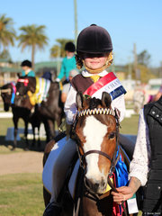 Ally Wills from Grafton PC was the Leadine pointscore winner