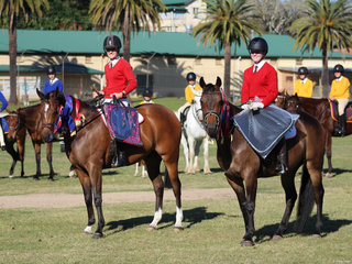 Champion Elementary Horse and Rider went to Charlee Anthony and the reserve Champion to Emma Shoobridge both from Murwillumbah