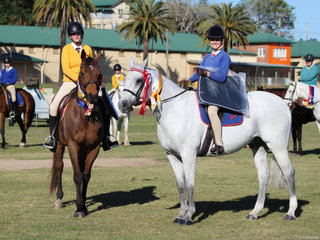 The Champion Senior Prelim Horse and Rider was Kaelah Gamlin from Cabarita and the reserve Champion Lucy Sidney from Alstonville