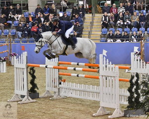 After a busy and successful Brisbane Royal, James Arkins rode WP Grandiamo to ninth placed in the Waratah Showjumping CSI 1* 1,40m.