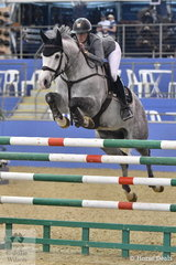 Katie Laurie rode Mccaw MVNZ to fourth place in The Riders Cup Mini Prix Art. 273.3.3.1.