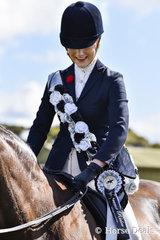Ayja Grigg, Winner of Supreme Rider