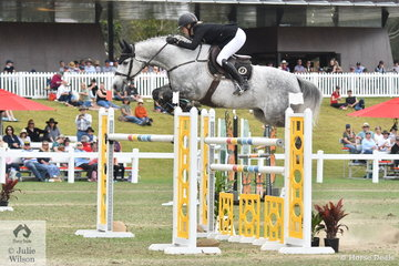 An uber competitive , Katie Laurie is pictured abaord , 'McCaw MVNZ' during the Fielder's Roofing Mini Prix today.