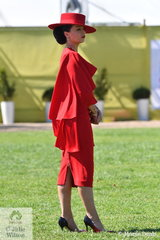 It was not so long ago that Sabrina Durante was in the Junior Rider classes, but now and adding a real dash of glamour to the showgrounds, she is back judging the Junior Rider classes.