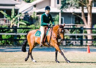 ASHLA Competitor Ella Devantier