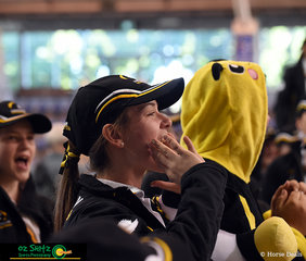 Team WA also had some passionate war cries at the opening Ceremony