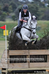 Ballahowe Funhouse ridden by Georgie McCarroll in the CCN2*-SB