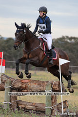 Mojo Working placed 3rd in the EvA95A ridden by Liana Jennings-Allen with a final score of 34.9