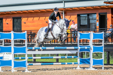 Rory Hovell's nomination, Valambis Incognito VDL  in the Amateur 110cm
